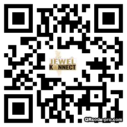 QR code with logo 25lL0