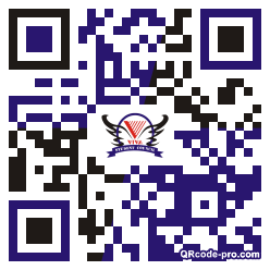 QR code with logo 25lm0