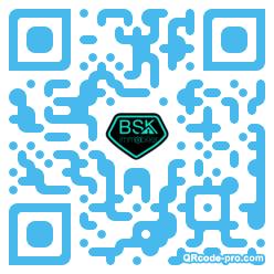 QR code with logo 25od0