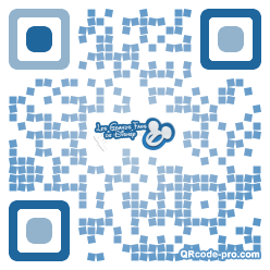 QR code with logo 25oi0