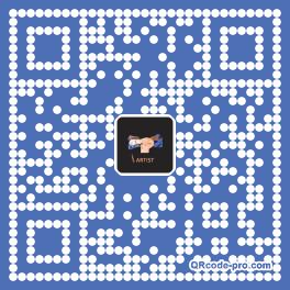 QR Code Design 25qA0