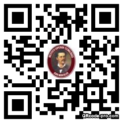 QR code with logo 25rK0