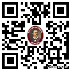 QR code with logo 25rP0