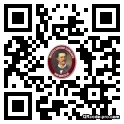 QR code with logo 25rT0