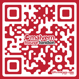 QR code with logo 25sE0
