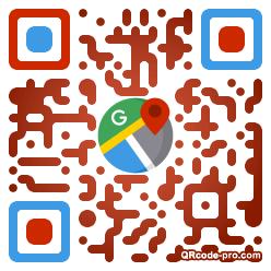 QR code with logo 25su0