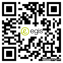 QR code with logo 25tc0