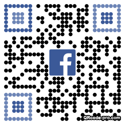 QR code with logo 25wQ0