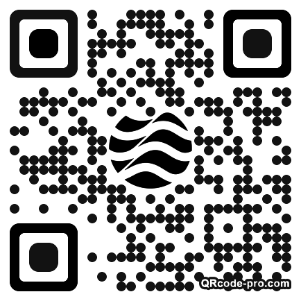 QR code with logo 26000