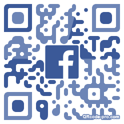 QR code with logo 260p0