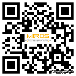 QR code with logo 262r0