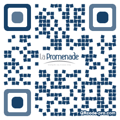 QR code with logo 265T0