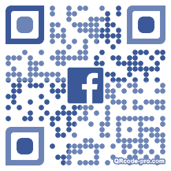 QR code with logo 265m0