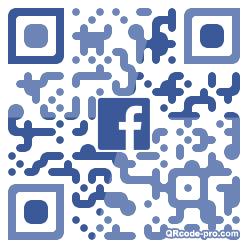 QR code with logo 266C0