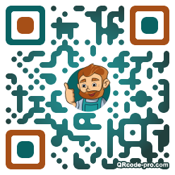 QR code with logo 266S0
