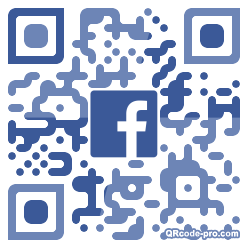 QR code with logo 26750