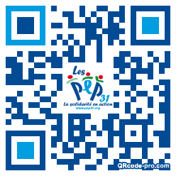 QR code with logo 267k0