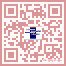 QR code with logo 267n0