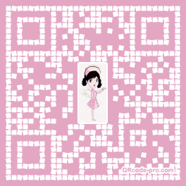 QR code with logo 268d0