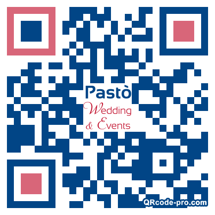 QR code with logo 268x0