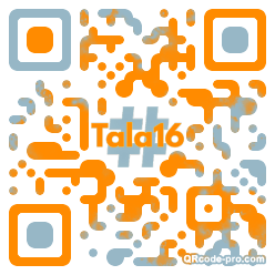 QR code with logo 26A20