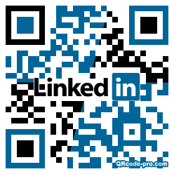QR code with logo 26BL0