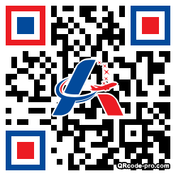 QR code with logo 26H30