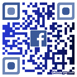 QR code with logo 26Hb0