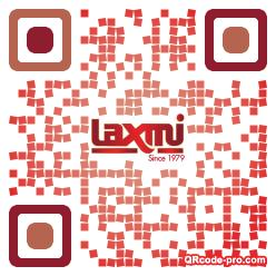 QR code with logo 26J20
