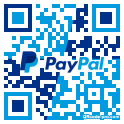QR code with logo 26M00