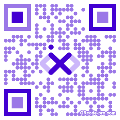 QR code with logo 26M20