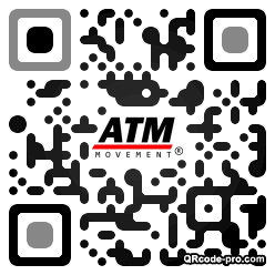 QR code with logo 26P00