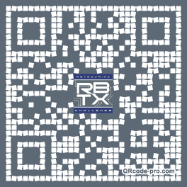QR code with logo 26R10