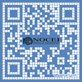 QR code with logo 26RN0