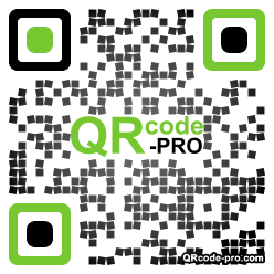 QR code with logo 26Rc0