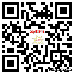 QR code with logo 26Sk0