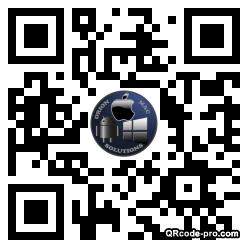 QR code with logo 26Vx0