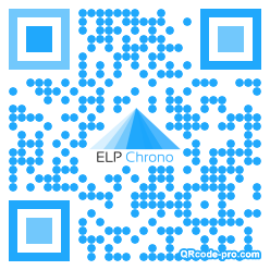 QR code with logo 26WP0
