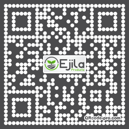 QR code with logo 26Wg0