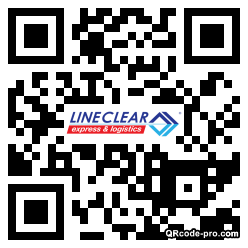 QR code with logo 26Wi0