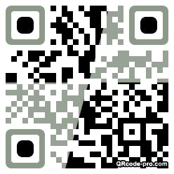 QR code with logo 26Y80