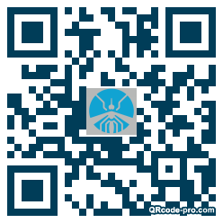 QR code with logo 26YP0