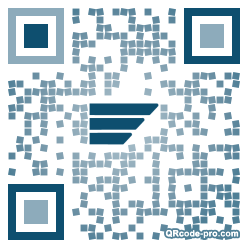 QR code with logo 26Yi0