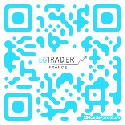 QR code with logo 26Ym0