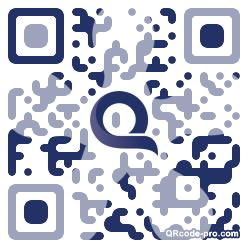 QR code with logo 26bR0