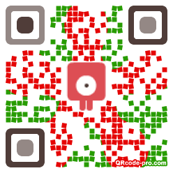 QR code with logo 26bs0