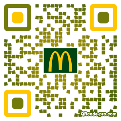 QR code with logo 26cS0