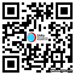 QR code with logo 26cp0