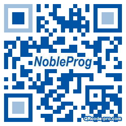 QR code with logo 26f70