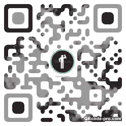 QR code with logo 26hT0